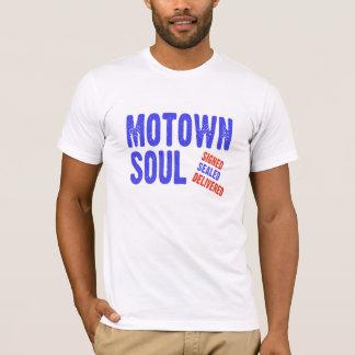Camiseta Estilo da música da alma de Motown