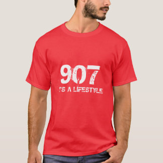 Camiseta estilo de vida 907