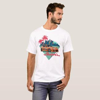 Camiseta Estilo do carro da legenda do LA JDM