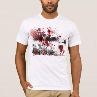 Camiseta Estilo do vetor