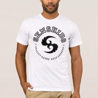 Camiseta Estilo escolar de Senshido