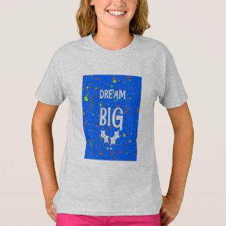 Camiseta Estilo: Espera do t-shirt do Hanes TAGLESS® das