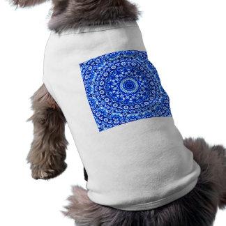 Camiseta Estilo G403 de Mehndi da mandala da roupa do
