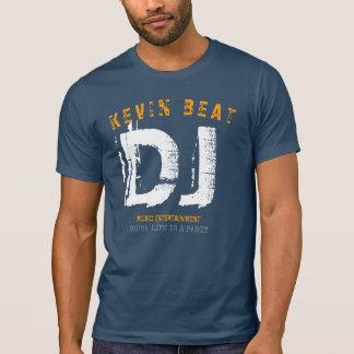 Camiseta Estilo legal do T do DJ