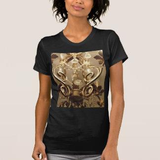 Camiseta Estilo novo 'Chandelier do vintage