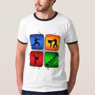 Camiseta Estilo urbano do karaté surpreendente