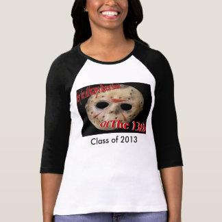 Camiseta Estiveram sempre receosos da classe de 2013