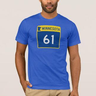 Camiseta Estrada 61 do tronco de Minnesota