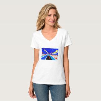 Camiseta Estrada ao futuro
