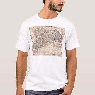 Camiseta Estrada de ferro de Alemanha