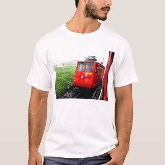 Camiseta Estrada de ferro de roda denteada de Pilatus da