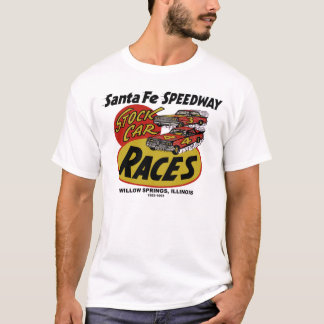 Camiseta Estrada de Santa Fé, Willow Springs, IL 1953-1995