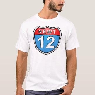 Camiseta Estrada do Newt à casa branca 2012