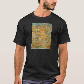 Camiseta Estrada e byways por Paul Klee