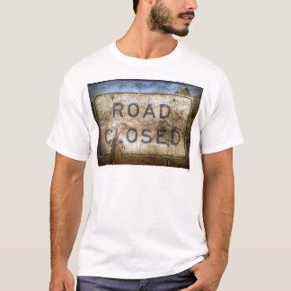 Camiseta Estrada fechado