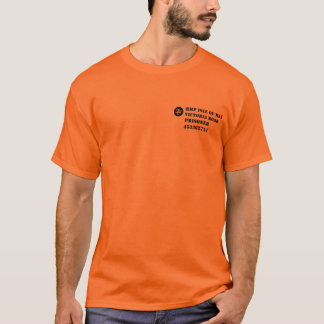 Camiseta Estrada Nick de Vicky