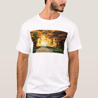 Camiseta Estrada secundária da ilha de St Joseph