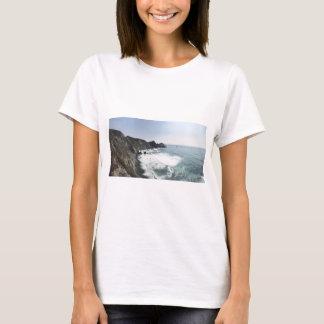 Camiseta Estrada Sur grande da Costa do Pacífico da vista