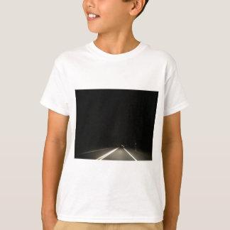 Camiseta Estradas escuras e aventuras do nighttime