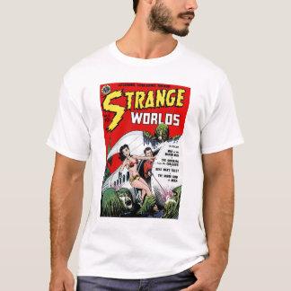 Camiseta estranha dos mundos #1