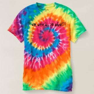 Camiseta Estranho e orgulhoso