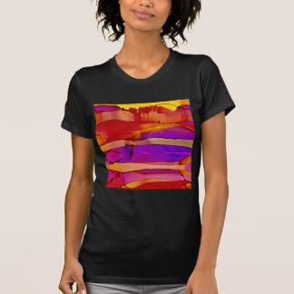 Camiseta estratos do sudoeste
