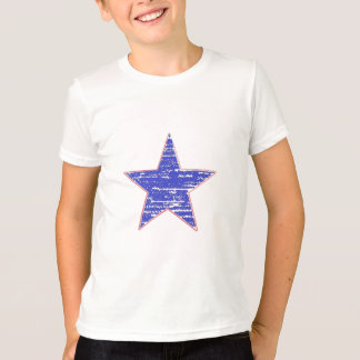 Camiseta Estrela azul