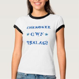 Camiseta Estrela Cherokee/Tsalagi 2