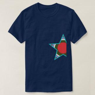 Camiseta Estrela colossal da rainha