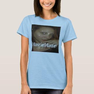 Camiseta estrela côr de avelã
