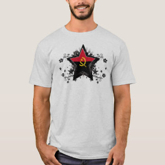 Camiseta Estrela de Angola