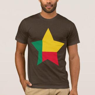 Camiseta Estrela de Benin