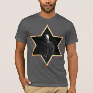 Camiseta Estrela de David de Haile Selassie
