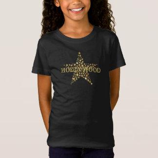 Camiseta Estrela de Hollywood dos miúdos