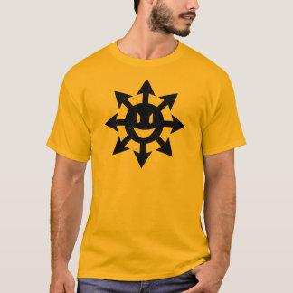Camiseta Estrela de sorriso do caos