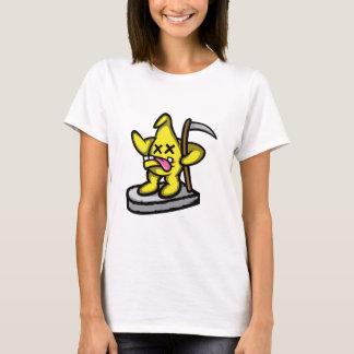 Camiseta Estrela desagradável