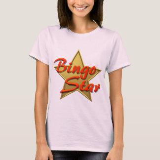 Camiseta Estrela do Bingo