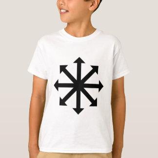 Camiseta Estrela do caos
