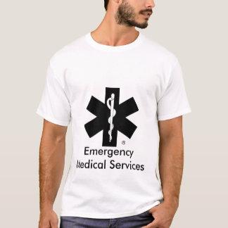 Camiseta Estrela do EMS do T da vida - cómico