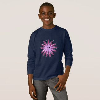 Camiseta Estrela do mar engraçada dos Coroa--Espinhos com