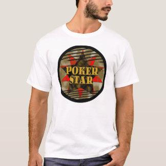 Camiseta Estrela do póquer