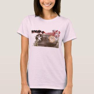 Camiseta ESTRELA do REDEMOINHO do redemoinho