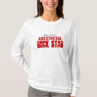 Camiseta Estrela do rock da anestesia