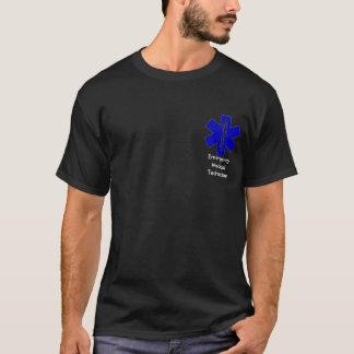 Camiseta Estrela do t-shirt da vida EMT