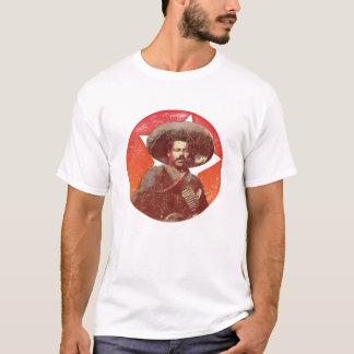 Camiseta Estrela do vermelho do vintage de Pancho Villa