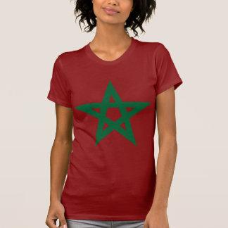 Camiseta Estrela Marrocos, Marrocos