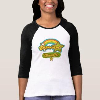Camiseta Estrela mundial Chauffer