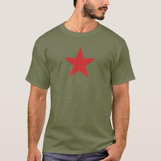 Camiseta Estrela na aflição