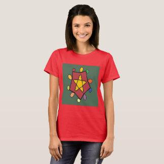 Camiseta Estrela nas luzes