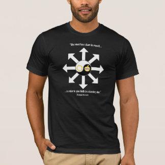 Camiseta Estrela sagrado de Chao